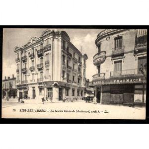 SIDI BEL ABBES - La Société Générale (Audouard)