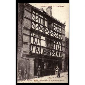ST BRIEUC - Ancien Hôtel des Ducs de Bretagne, Rue Fardel