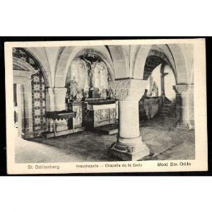 ST ODILIENBERG - Mont Sainte Odile - Kreuzhapelle - Chapelle de la Croix
