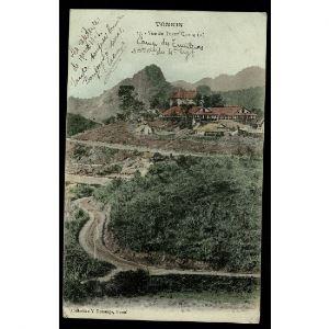 TONKIN Vue de Tuyen Quang