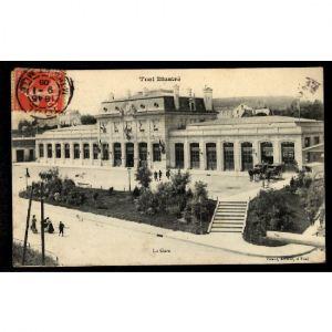 TOUL - La Gare