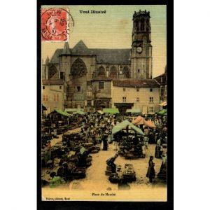 TOUL - Place du Marché