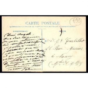 TOUL - Square Victor Hugo