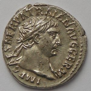 Trajan, Traianus,  Dupondius, R/ P M TR P COS IIII P P, SUP