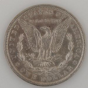 U.S.A, Etats-Unis d'Amérique, Dollar 1882 O, TTB+/SUP, KM #110