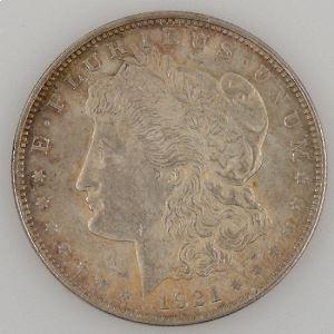 U.S.A, Etats-Unis d'Amérique, Dollar 1921, SUP+, KM #110