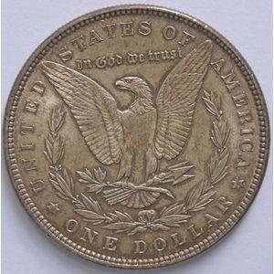 USA, 1 Dollar 1887, SUP+, KM# 110