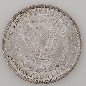 USA, 1 Dollar  1921, SUP, KM# 110