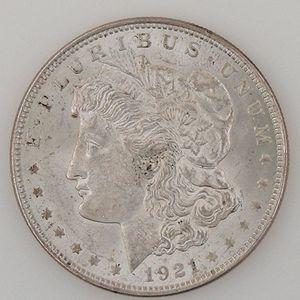 USA, 1 Dollar 1921, SUP , KM# 110