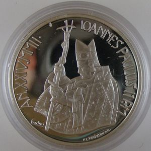 Vatican, 10 Euro 2002