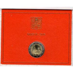 Vatican, 2 euro 2016, Bicentenaire de la gendarmerie du Vatican